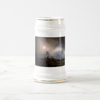 Where Angels Fear To Tread. Beer Stein