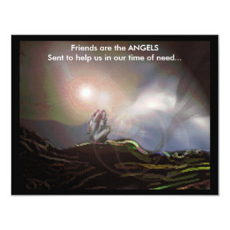 Where Angels Fear To Tread. Card