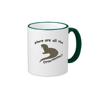 where ARE all the ottermoms? Coffee Mug
