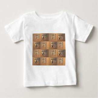 Where Are The Jobs? Baby T-Shirt