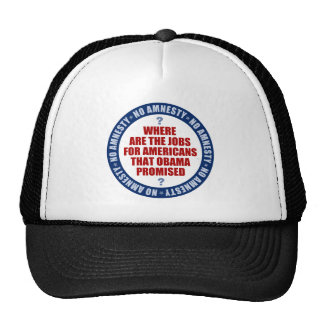 Where Are The Jobs Trucker Hat