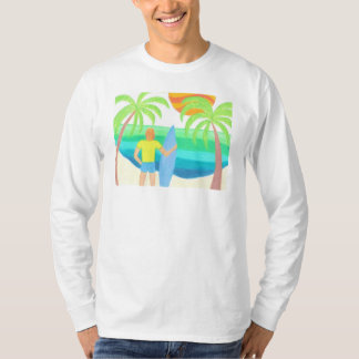 Where Are the Waves? Tee Shirt
