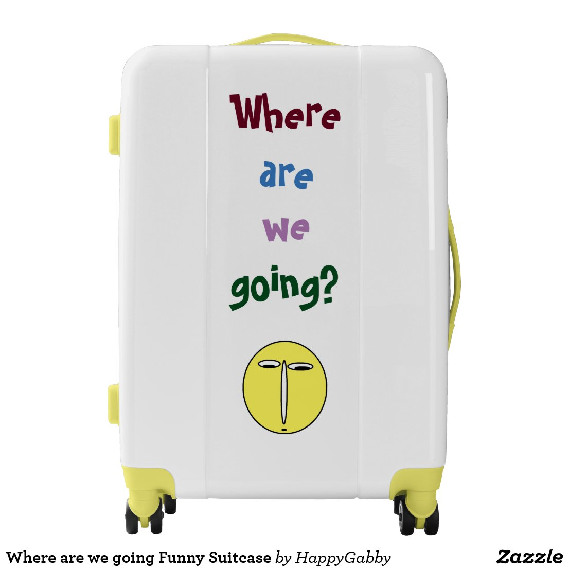 Funny Suitcase