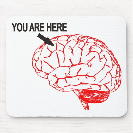 Where are you? mouse pad