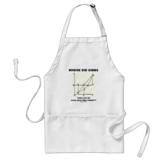 Where Did Gibbs Find Lots Of Available Free Energy Adult Apron