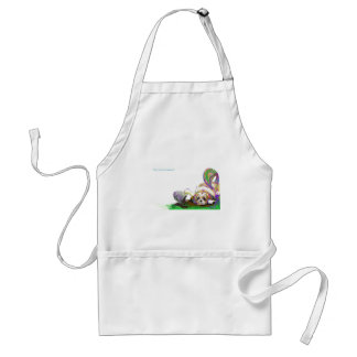 Where did I put my happiness Adult Apron