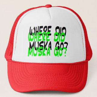 Where Did Muska Go? THE HAT! Trucker Hat