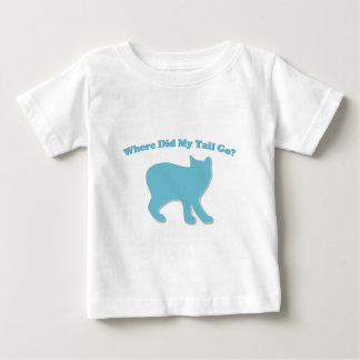 Where did my tail go? baby T-Shirt