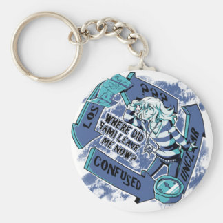 """""""Where Did Yami Leave Me Now?"""" keychan Key Chains"""