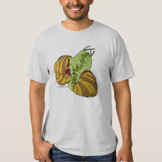 where do snails come from t shirts