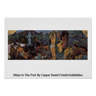 Where Do We Come From? By Paul Gauguin Posters