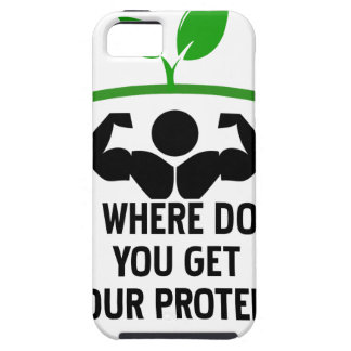 Where do you get your protein iPhone SE/5/5s case