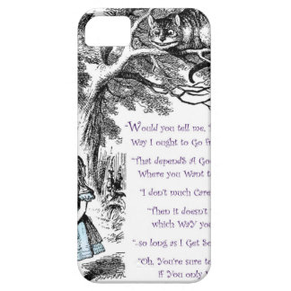 Where Do You Want To Go iPhone SE/5/5s Case