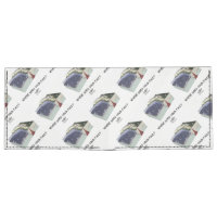 Where Does Your Fault Lie? Geology Humor Tyvek® Billfold Wallet