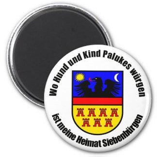 Where dog and child Palukes choke… 2 Inch Round Magnet