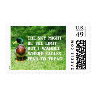 Where Eagles Fear To Tread Stamps
