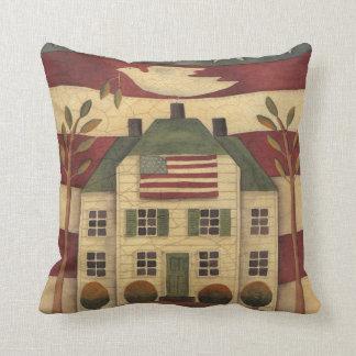 Where Freedom Dwells Throw Pillow