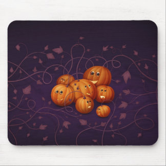 Where Halloween Pumpkins Are Born Mouse Pad