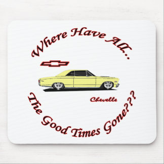 Where Have All The Good Times Gone Mouse Pad