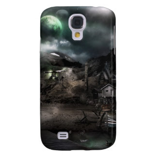 Where have all the Salmon Gone? Galaxy S4 Covers