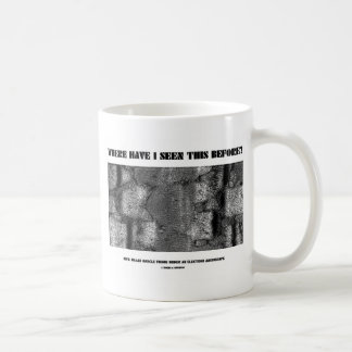 Where Have I Seen This Before? Human Muscle Tissue Mug