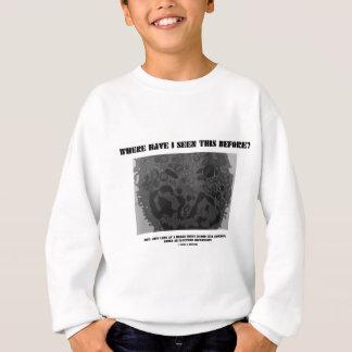 Where Have I Seen This Before? Leukocyte Sweatshirt