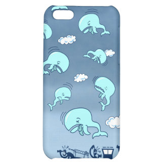 Where Have the Whales Gone? Case For iPhone 5C
