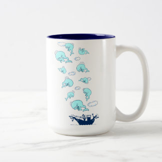 Where Have the Whales Gone? Coffee Mug