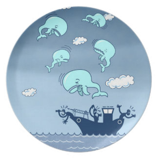 Where Have the Whales Gone? Plates