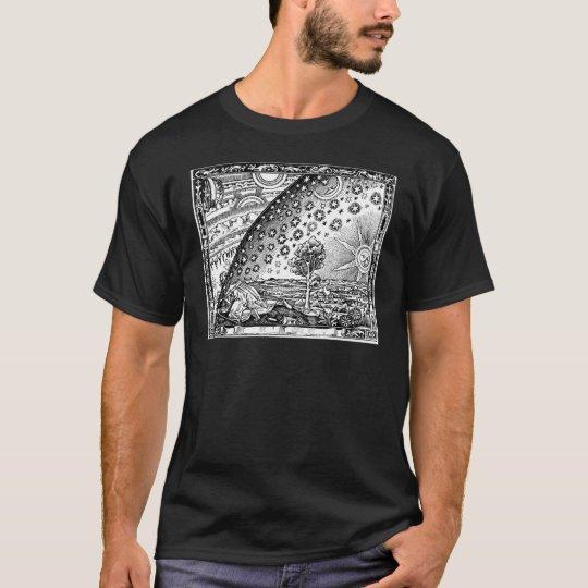 Where heaven and Earth meet T-Shirt