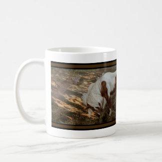 """""""Where Horses Go"""" Mug -- Chincoteague Wild Ponies"""