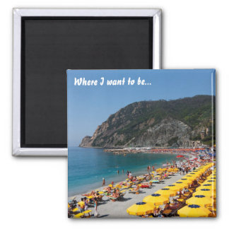 Where I want to be... Magnet