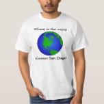 Where in the World is Carmen San Diego? Shirt