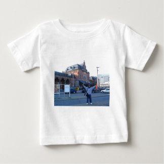 Where in the world is Evan Marsh Baby T-Shirt