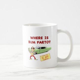 Where is Bum Farto? Coffee Mug