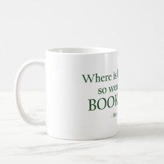 Where Is Human Nature So Weak Coffee Mug