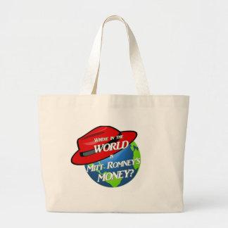 Where is Mitt's Money Bags
