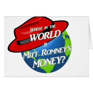 Where is Mitt's Money Card