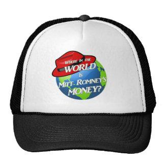 Where is Mitt's Money? Trucker Hat
