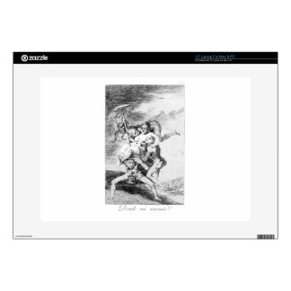"""Where is mother going? by Francisco Goya Skin For 15"""" Laptop"""
