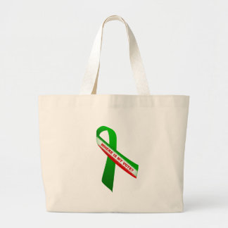 Where is my vote? large tote bag