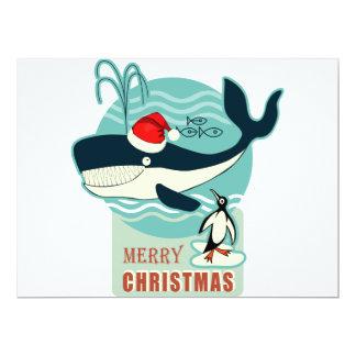 Where is Santa Claus? Card