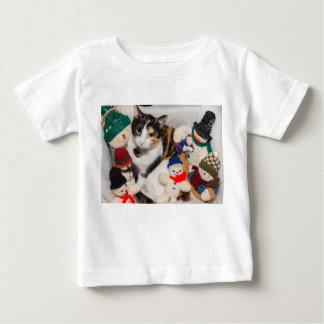 Where Is The Cat Baby T-Shirt