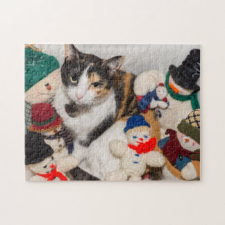 Where Is The Cat Jigsaw Puzzle