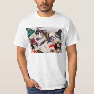 Where Is The Cat T-Shirt