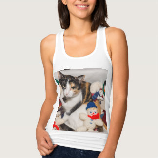 Where Is The Cat Tank Top