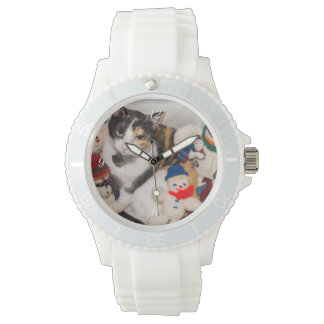Where Is The Cat Wristwatch