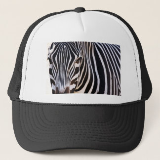 Where Is The Zebra? Trucker Hat