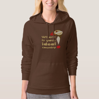 Where is you, ideal country hoodie