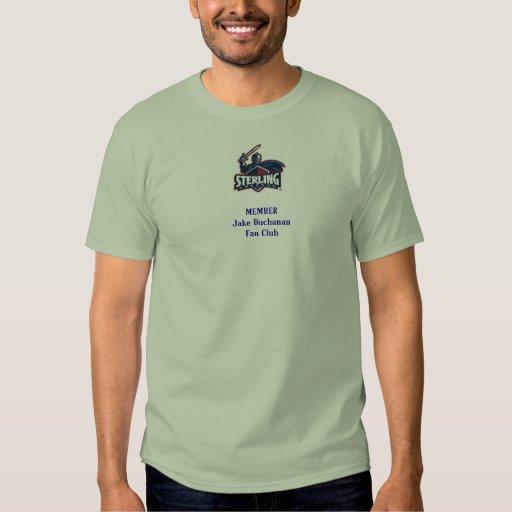 """Where Jake Plays"" Tee Shirt"